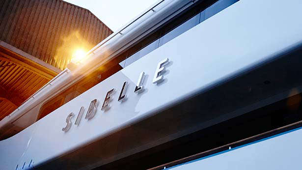 Heesen launches Sibelle