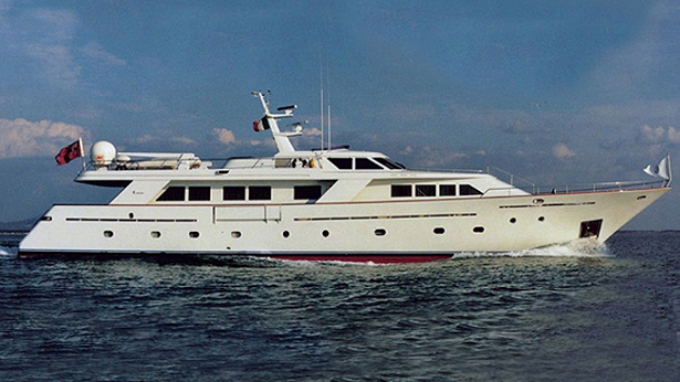 St. Marteen yacht for sale