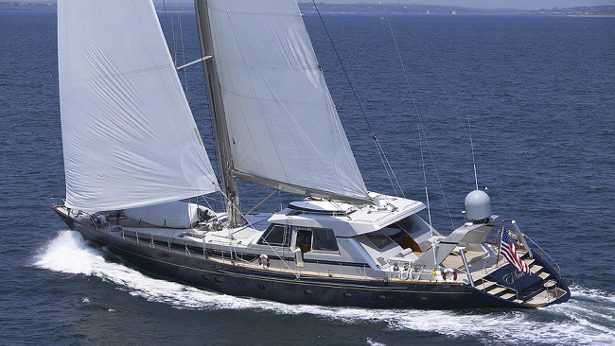 Titan XIV yacht for sale