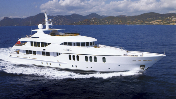 Tuscan Sun yacht for sale