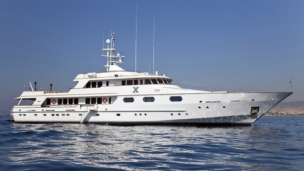 X yacht for sale