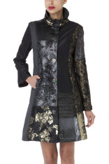 Coats & Jackets Desigual Dark Night