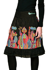 Skirts Desigual Luchinna