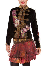 Coats & Jackets Desigual Geometry