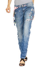 Pantalones Desigual Latidos Regular Fit
