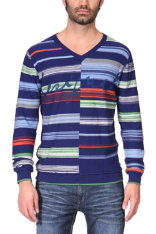 Pullover Desigual Ficticio Regular Fit