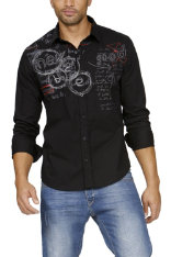 Camisas Desigual Andsen Regular Fit