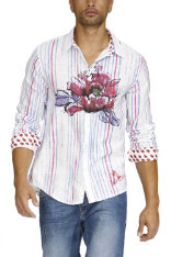 Hemden  Desigual Mison Regular Fit