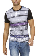 T-Shirts & Poloshirts Desigual Stuca Regular Fit
