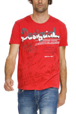 T-shirts & Polos  Desigual Cotidiano Regular Fit
