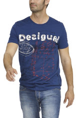 T-Shirts & Poloshirts Desigual Prodigio Regular Fit