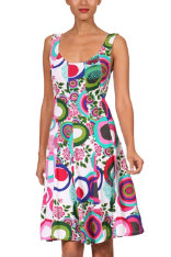 Vestits  Desigual Bubble