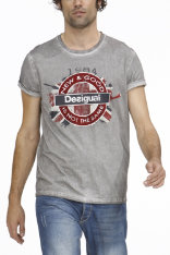 T-shirts & Polos Desigual London Metro Regular Fit