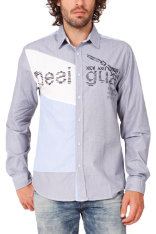 Shirts Desigual Soft Flag