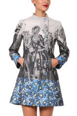 Coats & Jackets Desigual Lady Blueris