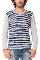 Jumpers Desigual Sailorletters