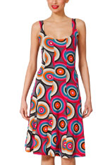 Kleider Desigual Chantal