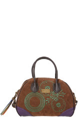 Accessories Desigual Bowling Jaune Brown
