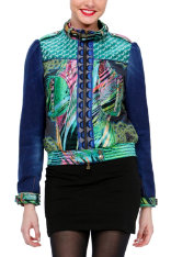 Coats & Jackets Desigual Lady Blue