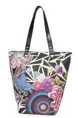 Accessories Desigual Shopping Carrusel Flores
