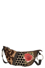 Alles sehen Desigual Judia Patch Big Rose
