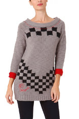 Jumpers Desigual Tribal
