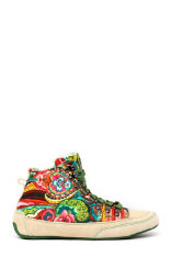 Trainers Desigual Green