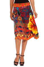 Skirts Desigual Colour
