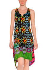 Dresses Desigual Paris