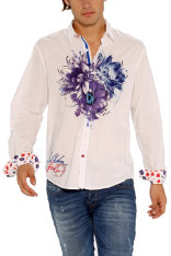 Nos favoris Desigual Flower Matteo