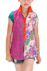 T-shirts and Shirts Desigual Pop