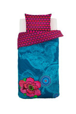 Fundas nórdicas Desigual Big Flower