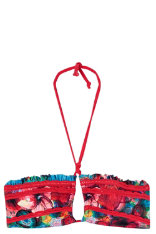 Swimwear Desigual Bandeau Top