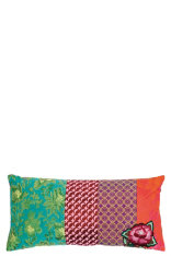 Decoración Desigual Jacquard Rectangular