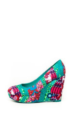 Wedges Desigual Sandy