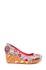 Wedges Desigual Mary