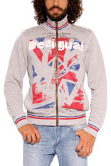 Jumpers Desigual Flag Jacket