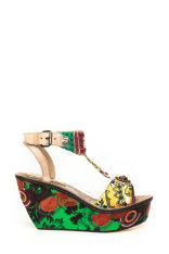 Wedges Desigual Laurita