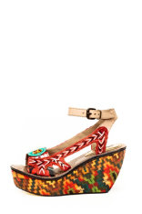 Wedges Desigual Margarita
