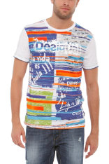 T-shirts & Polos Desigual Colour Blocks
