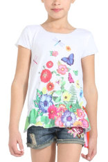 T-shirts and Shirts Desigual Tomillo