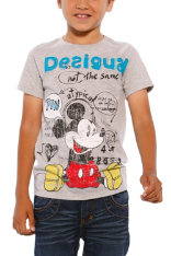T-shirts & Camises Desigual Fun