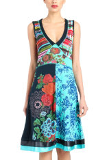 Dresses Desigual Gingy