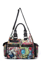 Rebaixes de primavera Desigual London Nylon