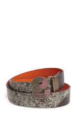 New arrivals Desigual Tattoo Belt Buckle