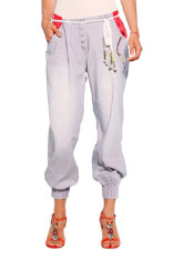 Trousers Desigual Lefant