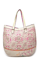 MID SEASON SALE Desigual Rounded Pink