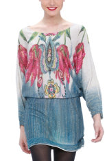 Sweaters & Hoodies Desigual Floresta