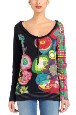 T-Shirts Desigual Iolanda Long