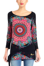 T-Shirts Desigual Lendula Long